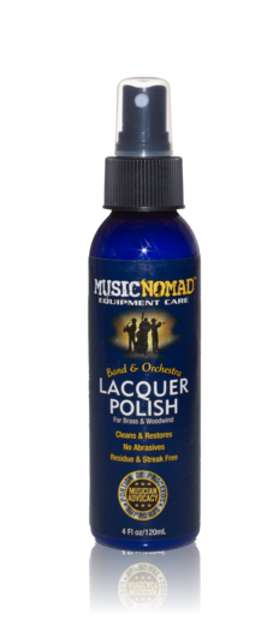 Music Nomad Lacquer Polish for Brass & Woodwind | MN700