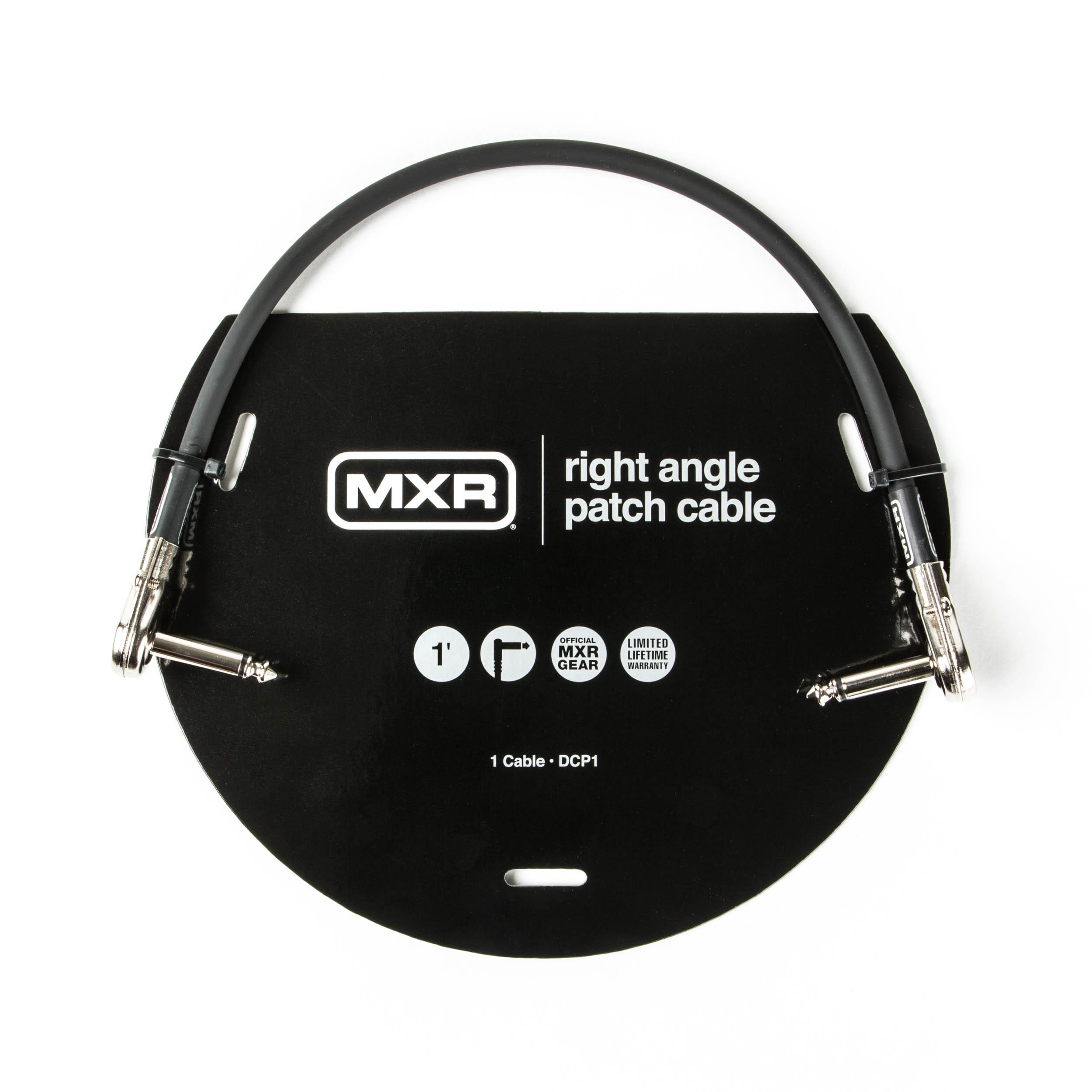 MXR DCP1 PATCH kabel, 1ft