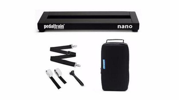 Pedaltrain Pt-Nano-Sc NANO  Pedalboard with Soft Case