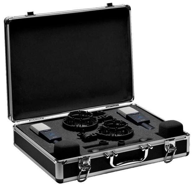 AKG C414XLS | kondensatormikrofon, multikarakteristikk, stereopar