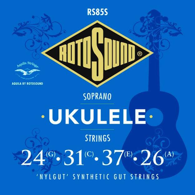 Rotosound RS85S Ukulele Soprano Nylgut Strings