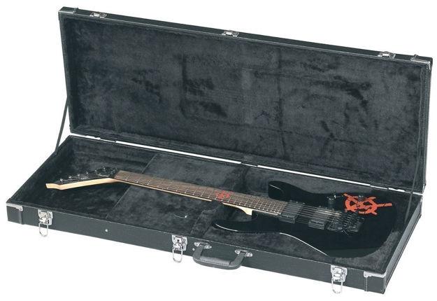 GEWA Guitar case Flat Top Economy - E-Guitar Universal