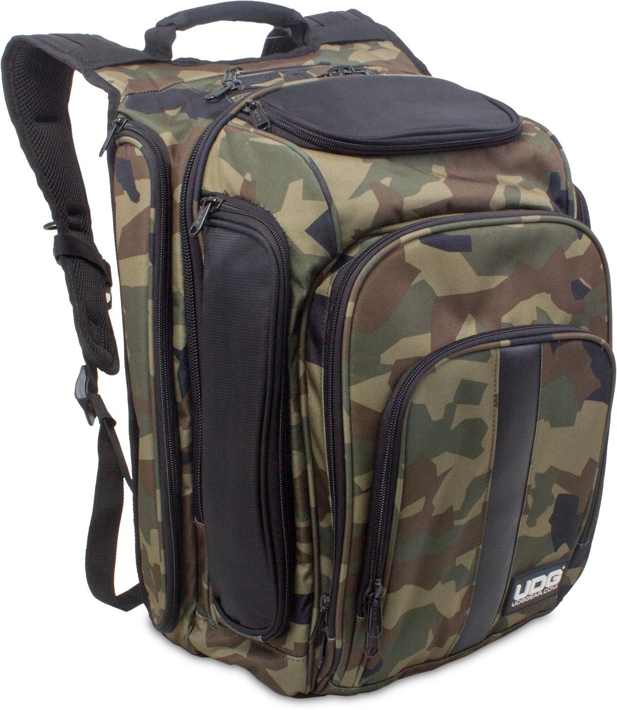 UDG Gear Ultimate Digi Backpack Camo/Orange