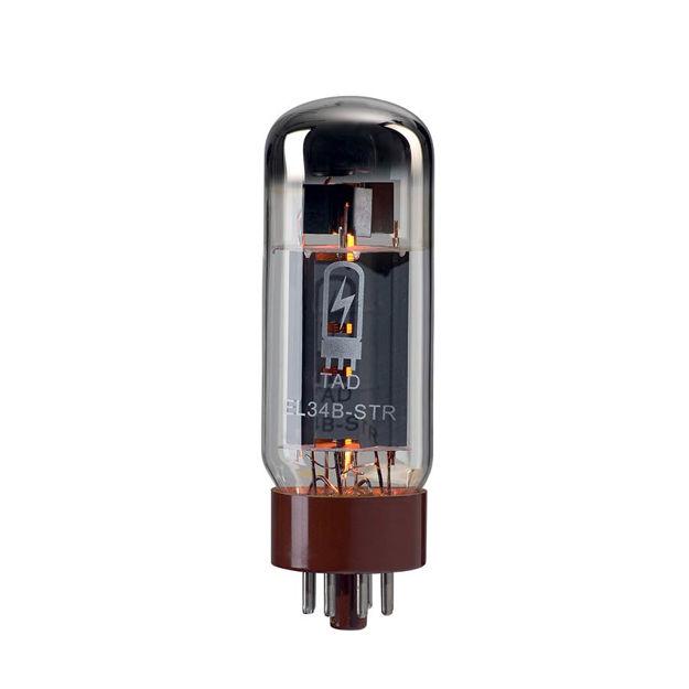 TAD EL34BSTR/4 power tubes, quartet (RT164)