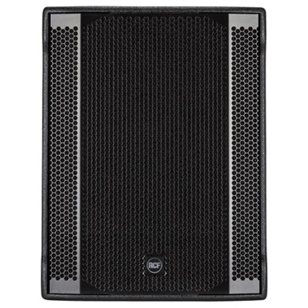 DEMODEAL | RCF 18in Bass Reflex Active Subwoofer, 700Wrms, 1400peak
