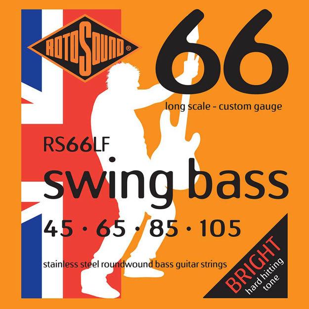 Rotosound RS66LF Swing Bass 66 - 45-105