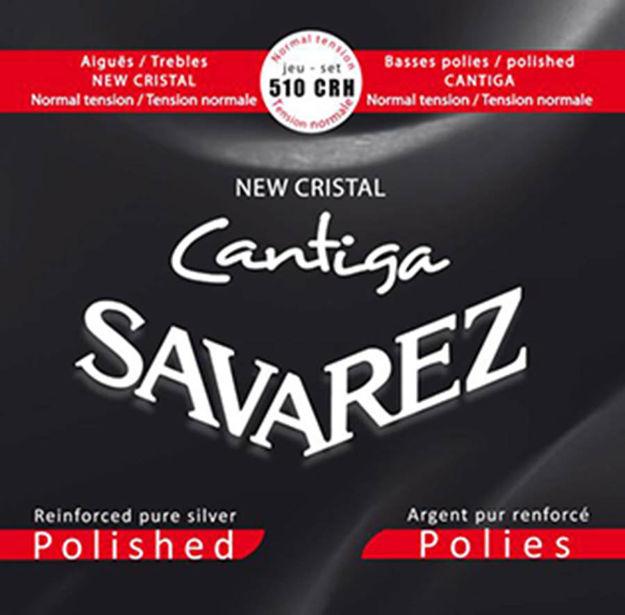 Savarez 510-CRH New Cristal Cantiga