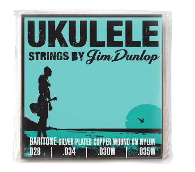 Dunlop Ukulelestr. Baritone