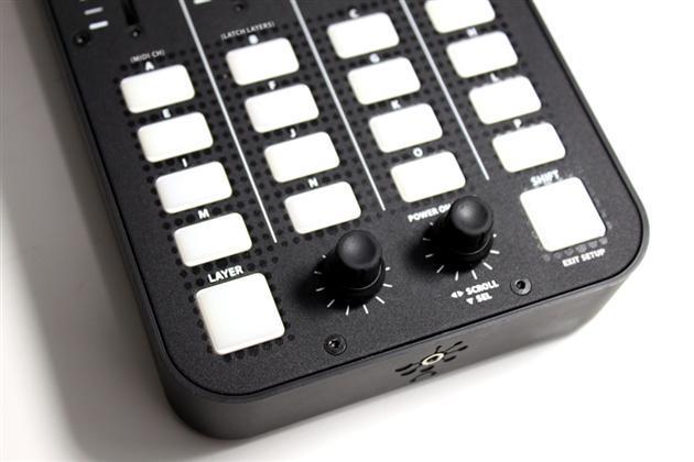 A&H XONE K2 DJ MIDI Controller