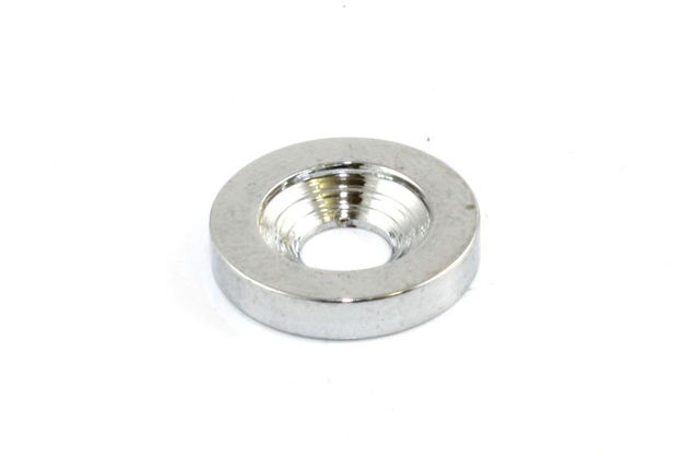All Parts AP-5260-010 Pack of 4 Chrome Neck Screw Bushings