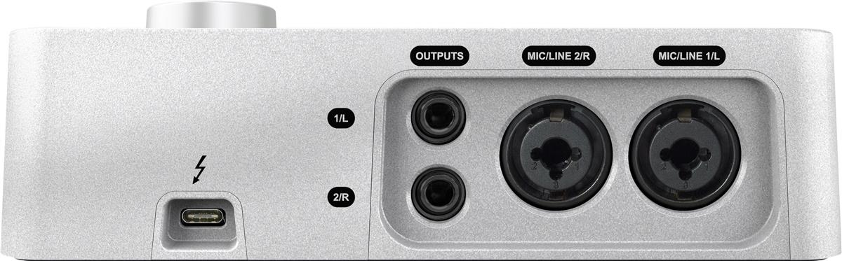 Universal Audio Apollo Solo, x2 Mic, x1 DSP, TB3 Win Mac
