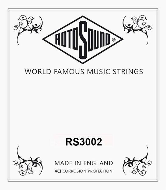 Rotosound Superb Cello - Single String 2nd