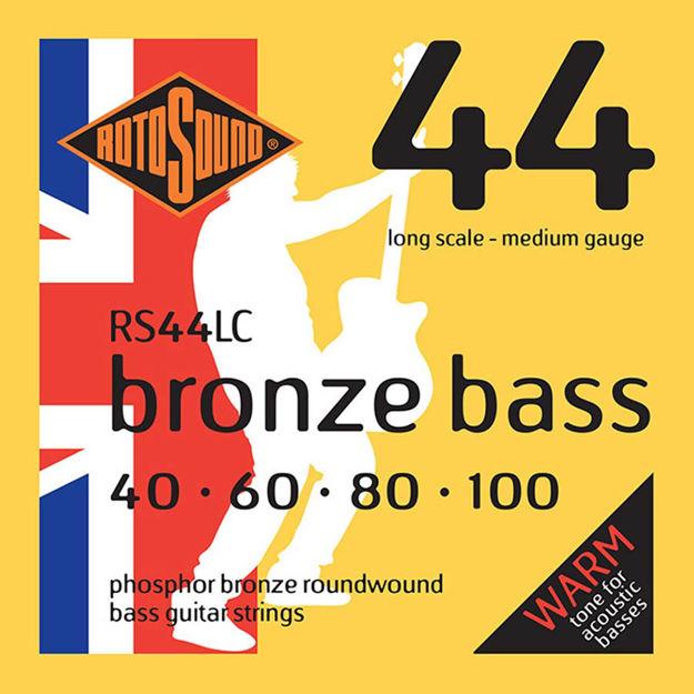Rotosound RS44LC Bronze Bass 44 - Medium 40-100