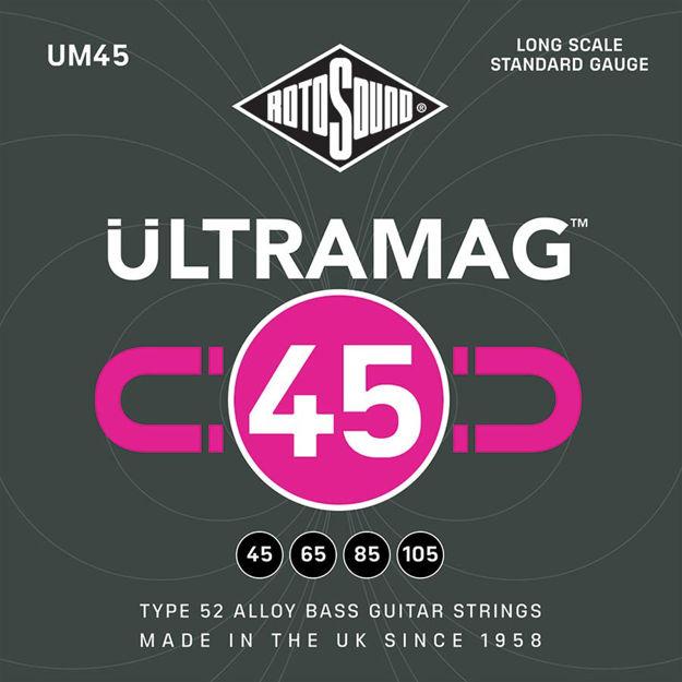 Rotosound UM45 Ultramag Bass 45-105