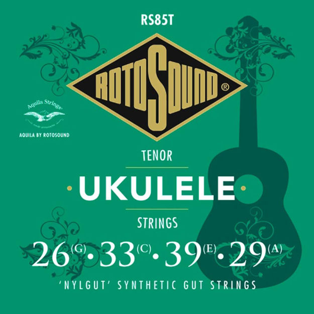 Rotosound RS85T Ukulele Tenor Nylgut Strings