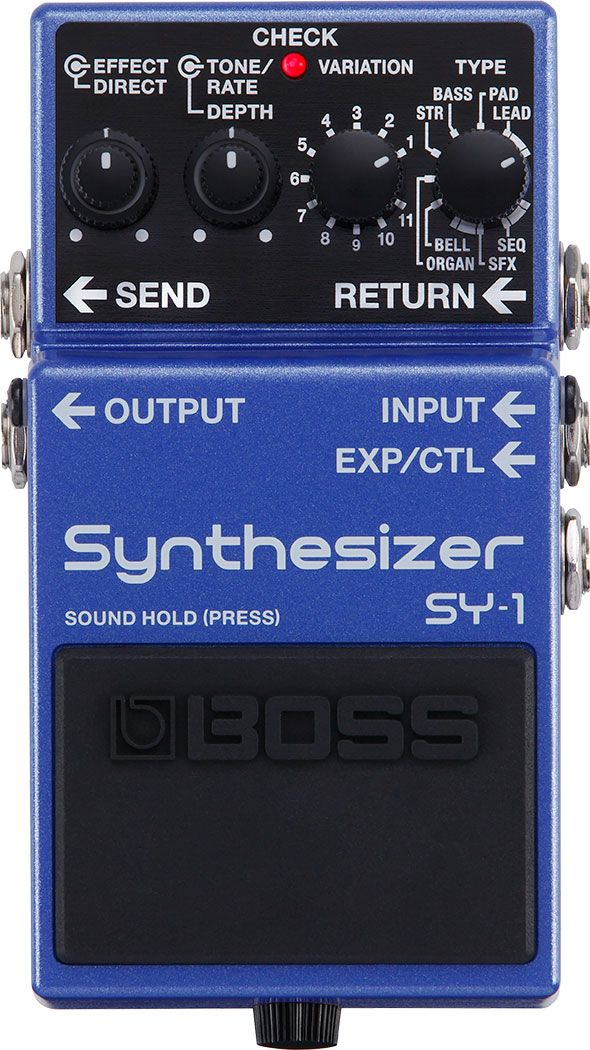 Boss SY-1 GUITAR EFFECTS