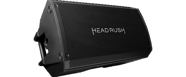 """HeadRush FRFR-108   1x8"""", 2000-watt full-range, flat-response powered cabinet"""