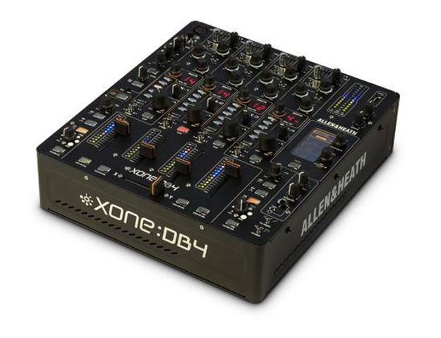 A&H Xone DB4 Digital DJ FX Mixer