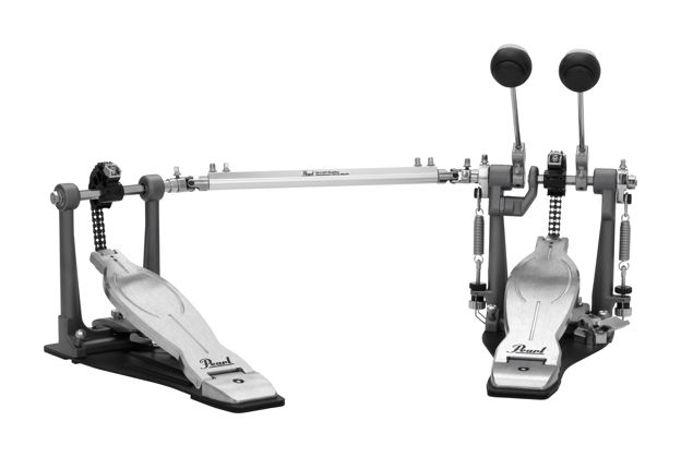 Pearl Eliminator Solo Black Double Bass Drum Pedal |