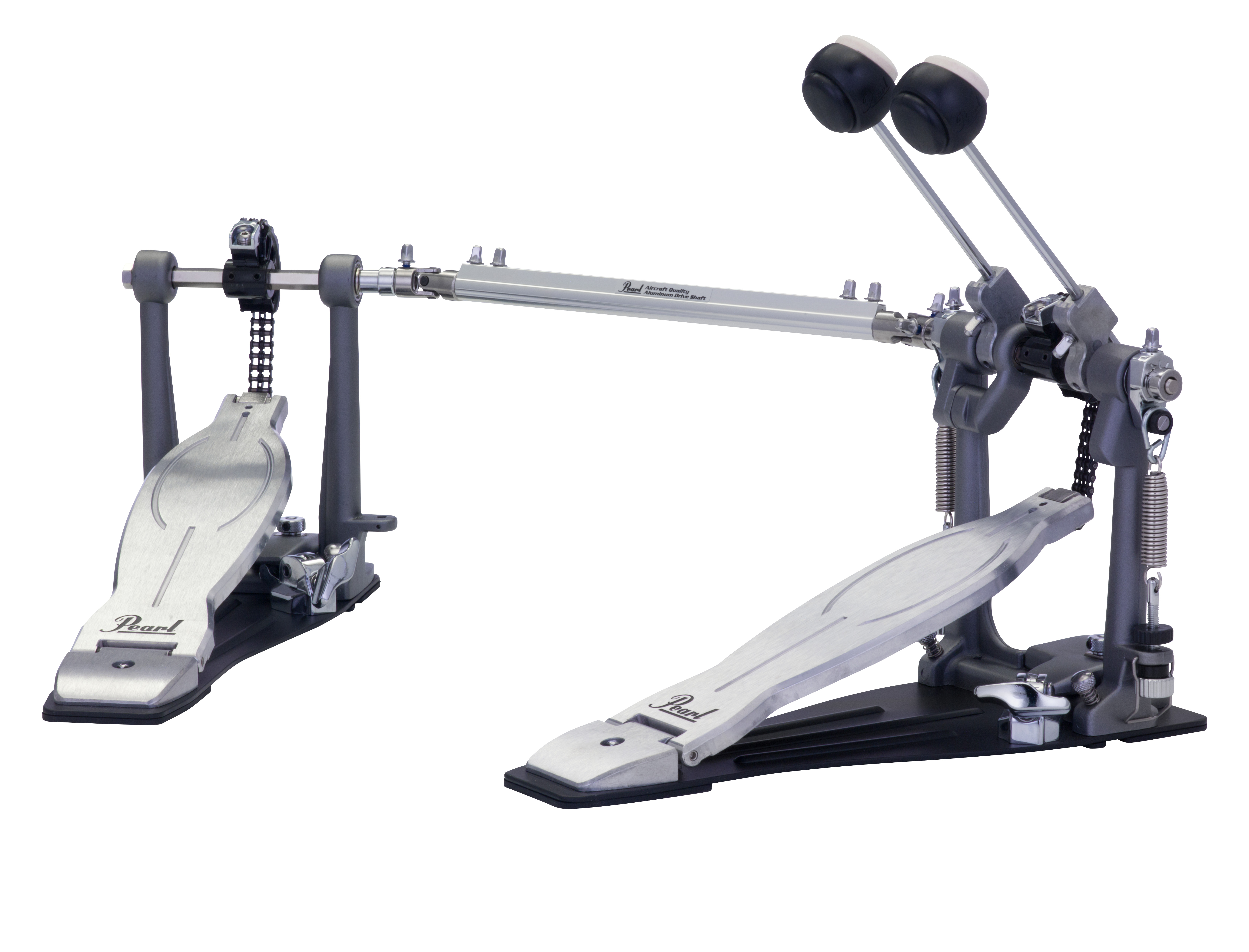 Pearl Eliminator Solo Black Double Bass Drum Pedal |