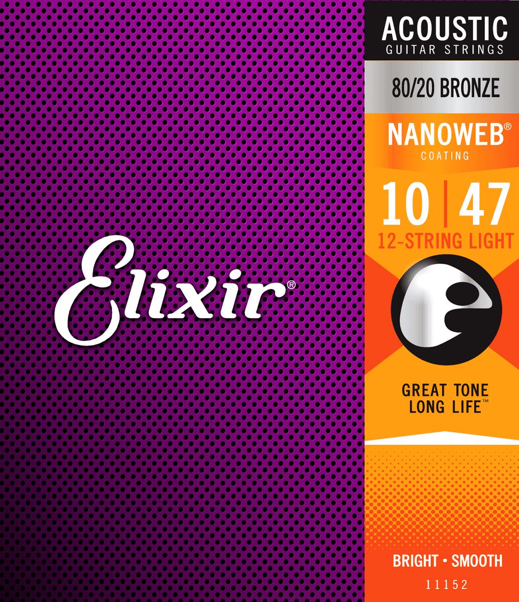 Elixir Strings 11152