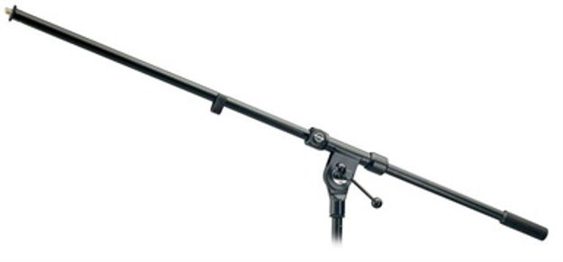 König & Meyer 211B BOOM ARM BLACK