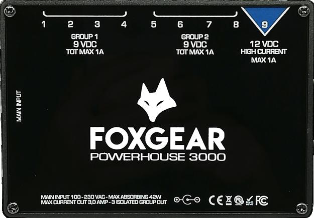 Foxgear POWERHOUSE 3000