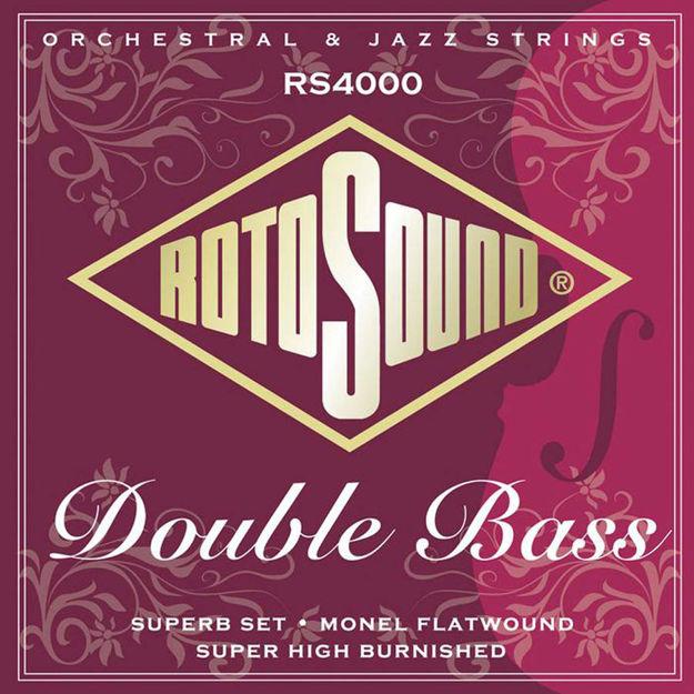 Rotosound Superb Double Bass Set