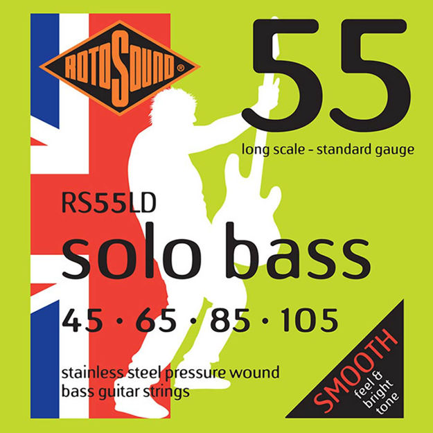Rotosound RS55LD  Solo Bass 55 - Standard 45-105
