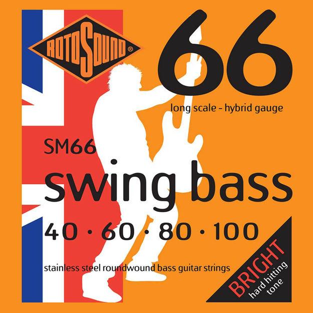 Rotosound SM66 Swing Bass 66 - Hybrid 40-100