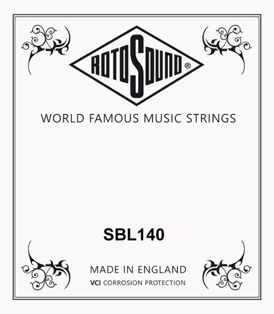 Rotosound Stainless Steel Single 140