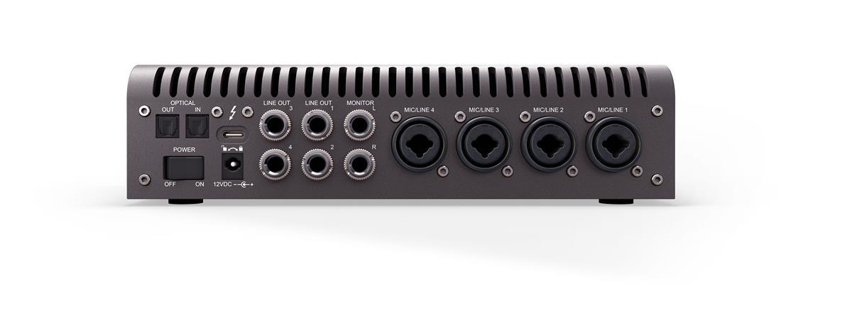 Universal Audio Apollo X4, QUAD x4 DSP, TB3