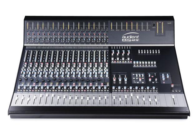 AUDIENT ASP4816 - Recording Console