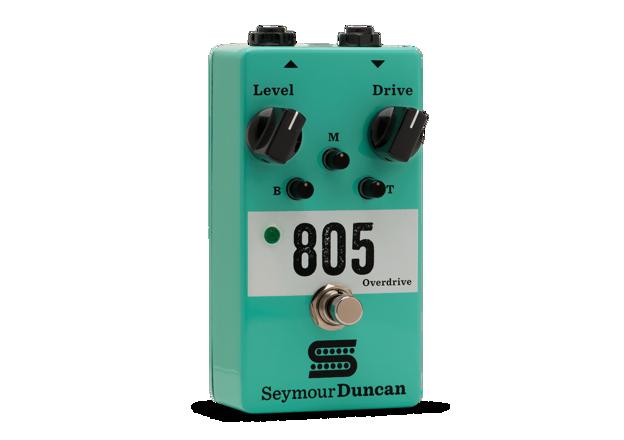 Seymour Duncan 805 Overdrive Seymour Duncan Pedal