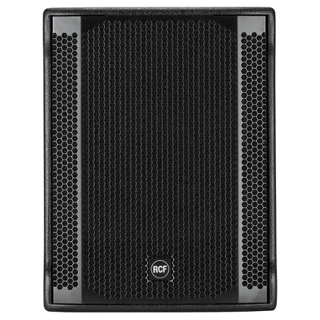 DEMODEAL   RCF 15in Bass Reflex Active Subwoofer, 700Wrms, 1400Wpeak