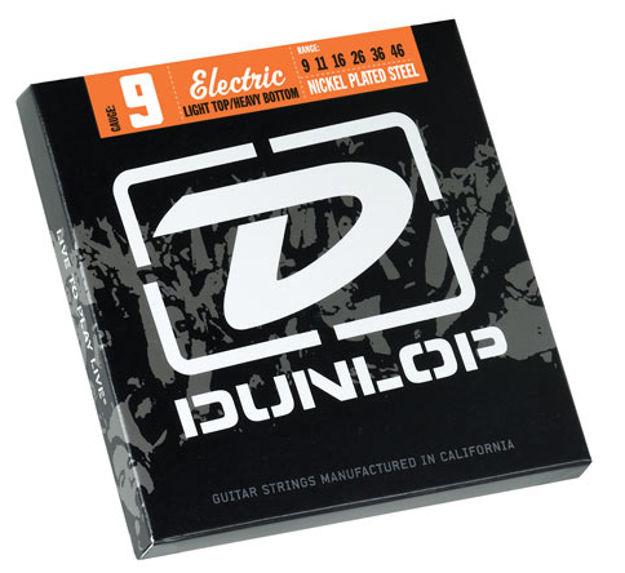 Dunlop El.git str DEN0942 LIGHT9-42