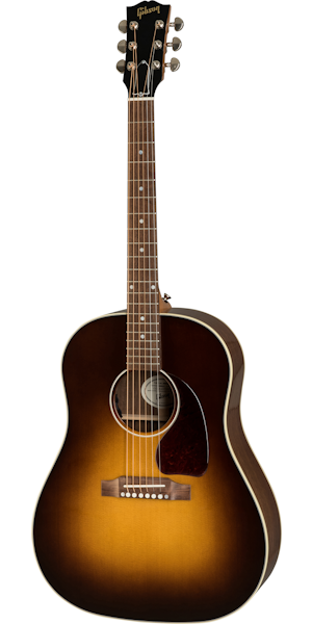 Gibson Acoustic J-45 Studio Walnut | Walnut Burst