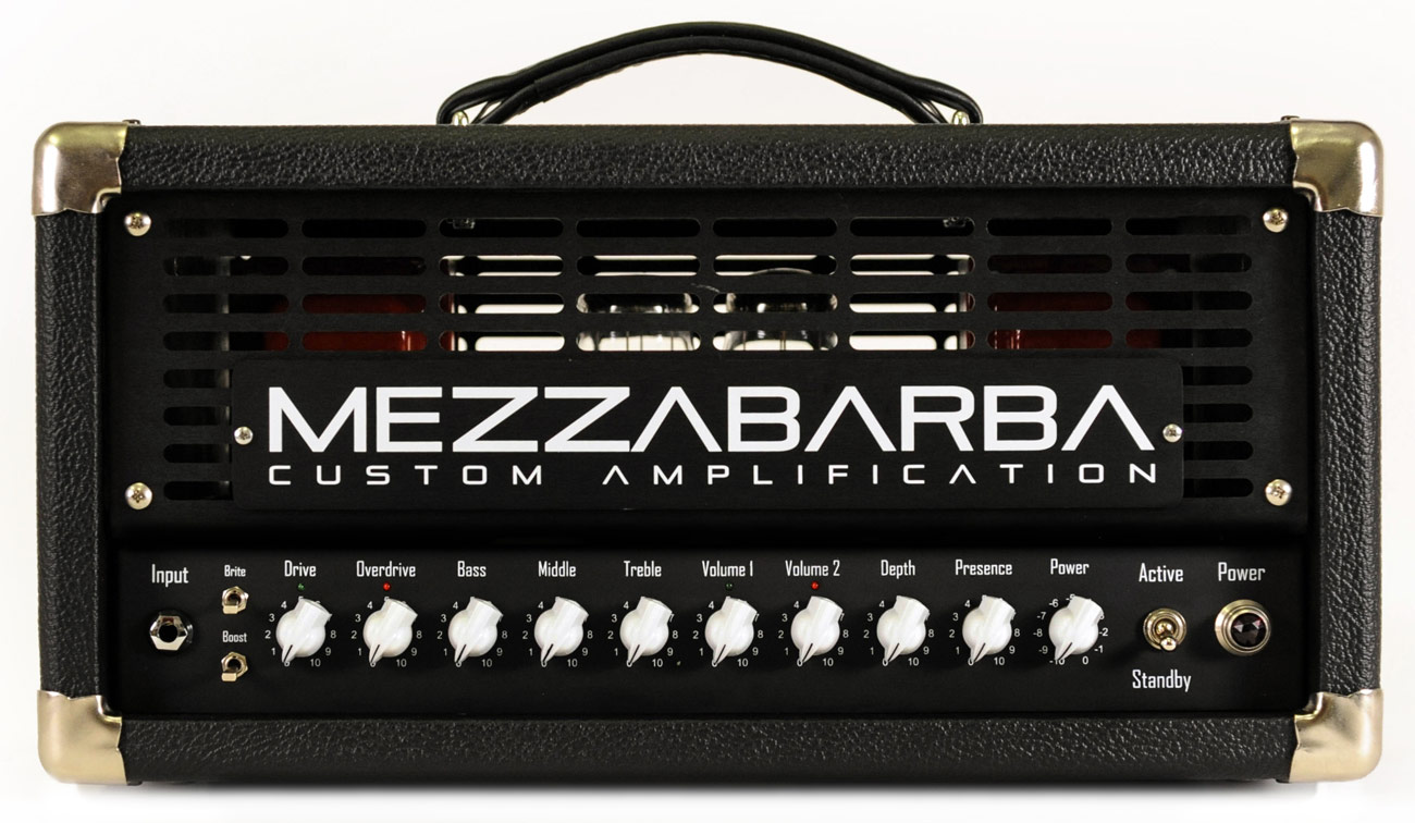 Mezzabarba  - Skill Head 30W
