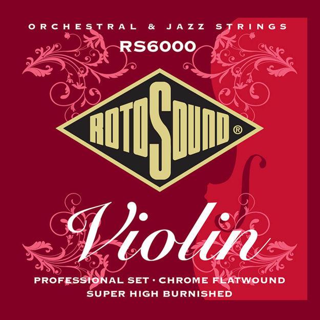 Rotosound Professional Violin Set