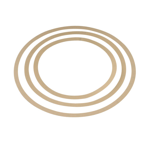 """Remo O Ring Set, Self Adhesive, One 8"""" Clear Dot, Five O Ring Sets, 8"""" - 13"""""""