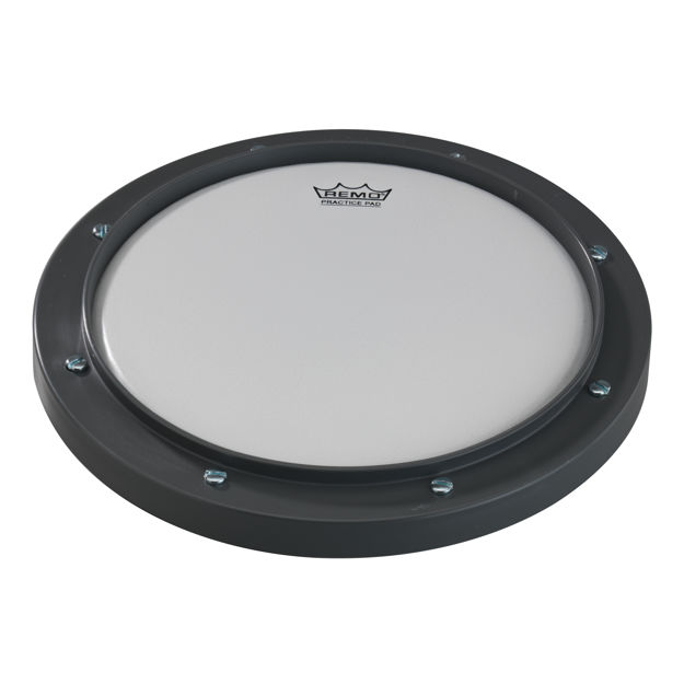 """Remo Practice Pad 10"""" Gray Coated Head"""