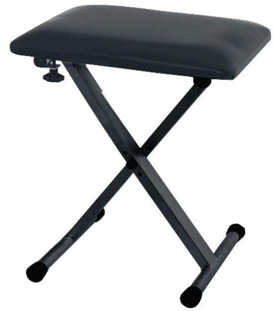 GEWA Keyboard bench - VE4 black