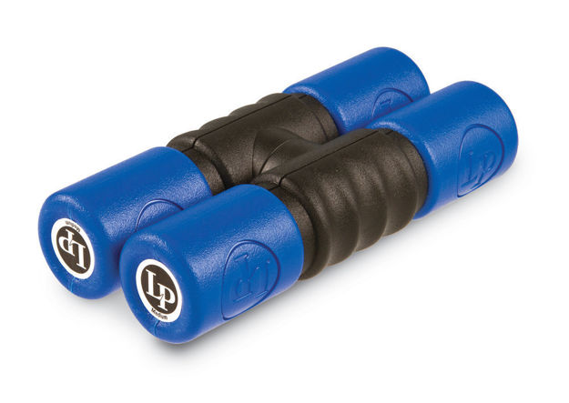 Latin Percussion Shaker Twist - Medium / blue LP441T-M