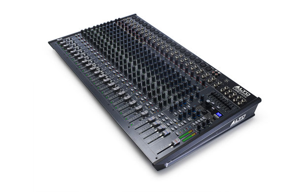 Alto Professional LIVE 2404 | Professional 24-Channel/4-Bus Mixer