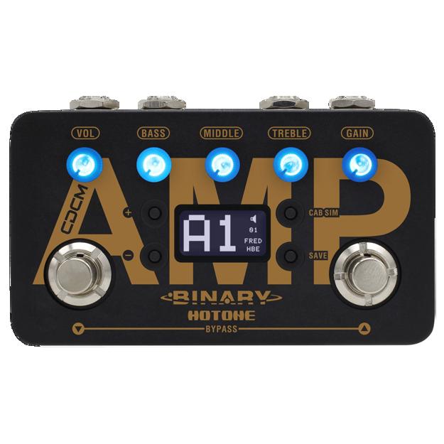 Hotone Binary Amp Simulator