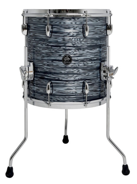 Gretsch Floor Tom 14x14 Renown Maple - Silver Oyster Pearl