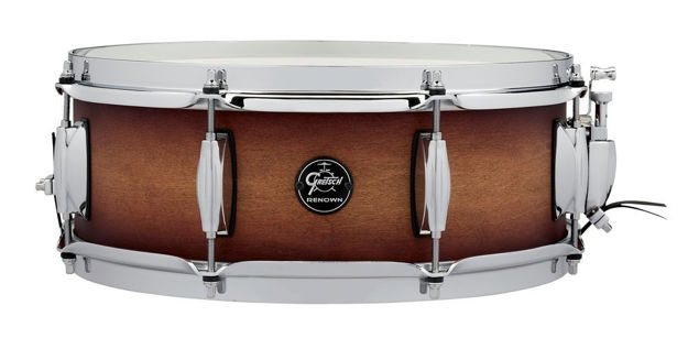 Gretsch Snare Drum Renown Maple - Copper Premium Sparkle