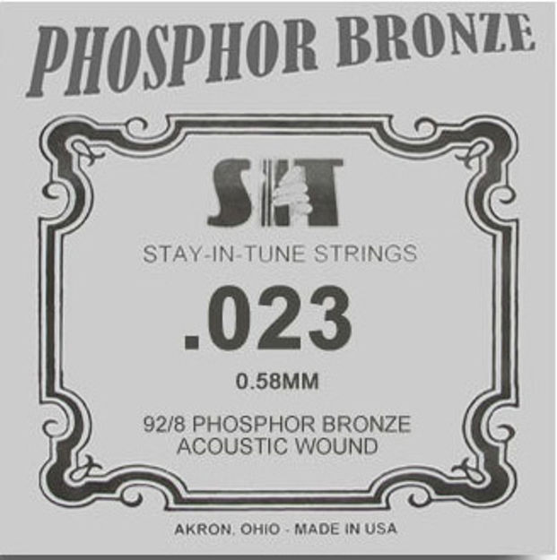 SIT Phos Bronze single .023