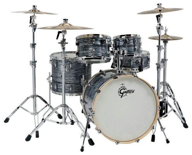 Gretsch shell set Renown Maple - Silver Oyster Pearl