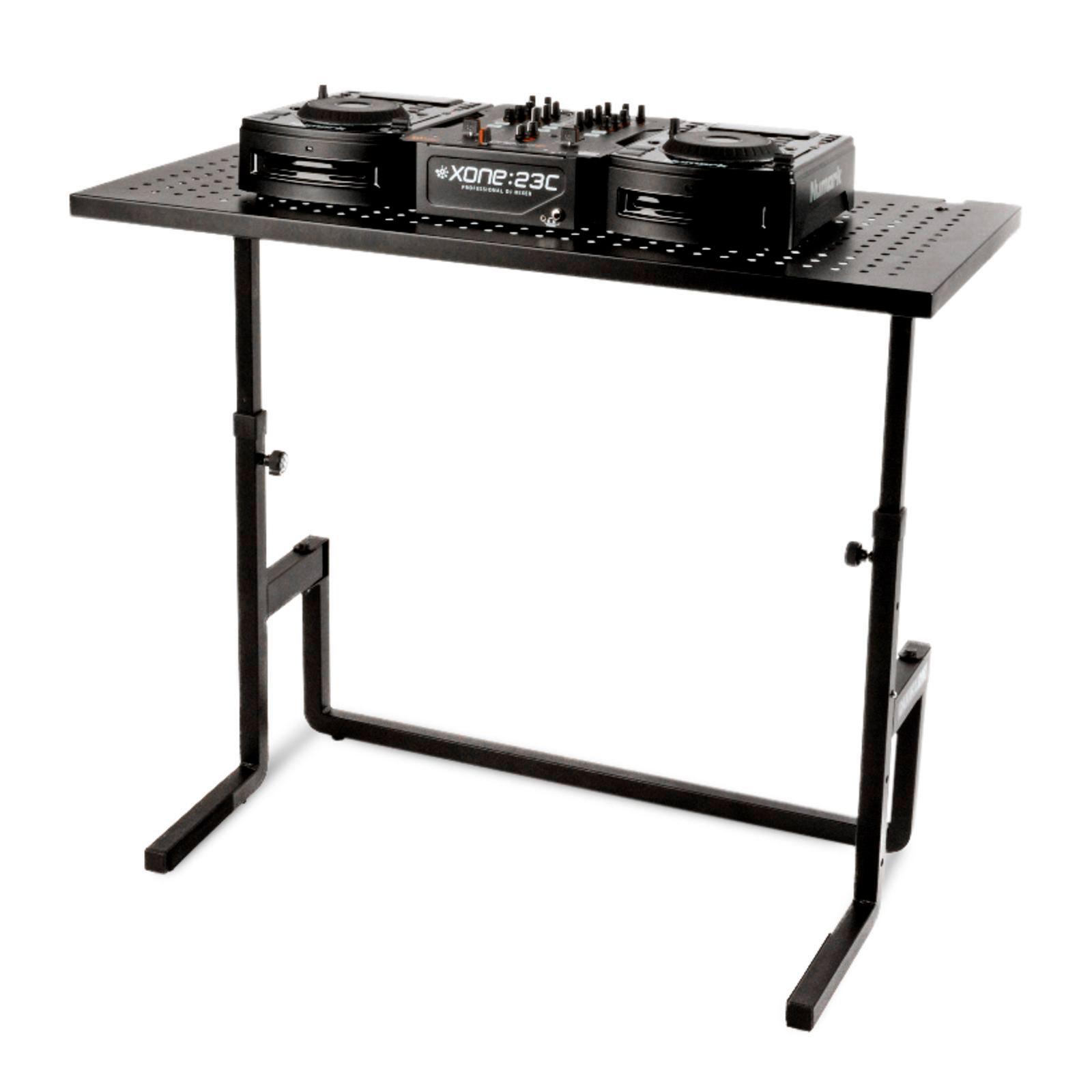 Quik Lok DJ233 DJ WORKSTATION TABLE